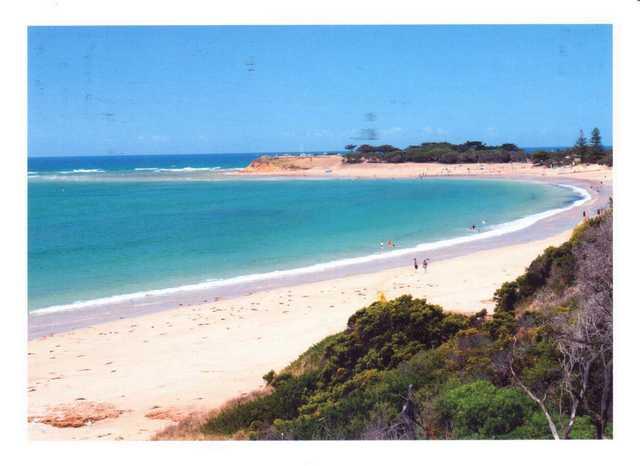 Cartes postales d'Australie. Je t'envoie une carte postale