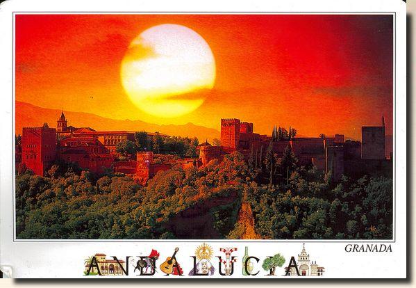 Cartes postales ville,villagescpa par odre alphabétique. - Page 4 220210_carte_postale_de_espagne_grenade_1