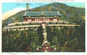 Une carte postale d'Acton (George)