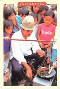 Une carte postale Jakarta (Dyah)