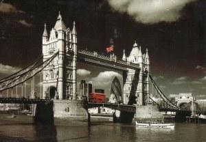 Une carte postale de Londres (Virginie, Michel, Louis)
