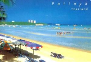 Une carte postale de Pattaya (Amy)
