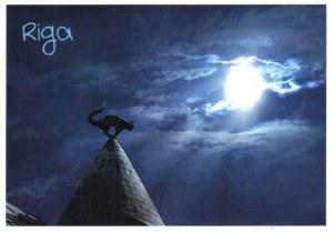 Une carte postale de Riga (Marina)