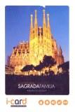 Une carte postale de Barcelone (Monika)