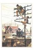 Une carte postale d'Hambourg (Claus)