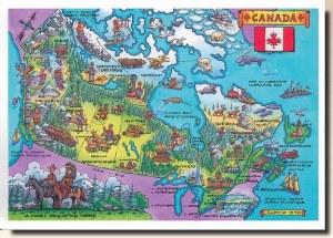 Une cartepostale de Montréal (Marissa)