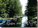 Une carte postale de Alphen aan Den Rijn (Lisette)