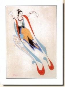 Une carte postale de Jinping (June)
