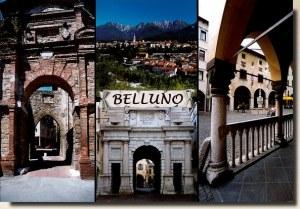 Une carte postale de Belluno (Eliane)