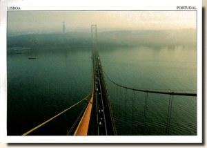 Une carte postale de Lisbonne