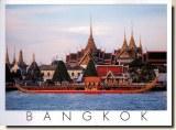 Une carte postale de Bangkok (Pichamon)