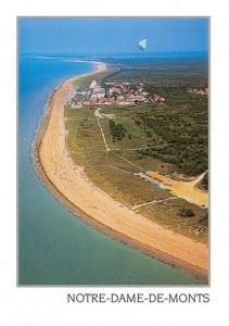 Une carte postale de Notre-Dame-De-Monts (Céline)