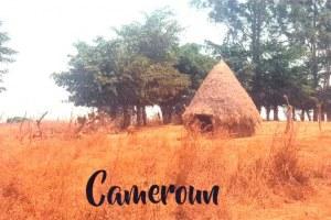 Une carte du Cameroun (Frédé)