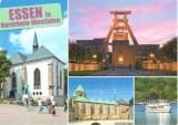 Une carte postale d'Essen (Helga)