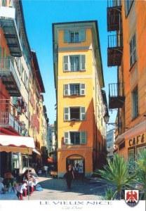 Une carte postale de Nice (Semoul & Co)