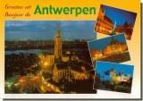 Une deuxième carte postale d'Anvers (Bianca)