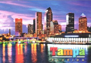 Une carte postale de Tampa, FL (Yanelis)