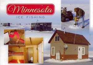 Une carte postale de Minneapolis, MN (Kristin)