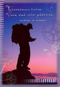 Une carte postale de Vaasa (Paula)
