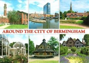 Une carte postale de Birmingham (June)