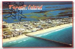 Une carte postale de Charlotte (Rob)
