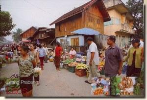 Une carte postale de Luang Prabang