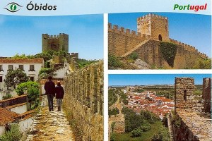 Une carte postale de Bombarral (Nino)