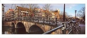Une carte postale d'Amsterdam (Susanne)
