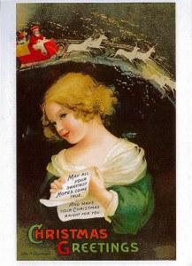 Une carte postale de Fort Smith (Mandy)