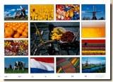 Une carte postale d'Almere (Auke)