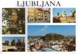 Une carte postale de Lubiana (Marino & Dusa)