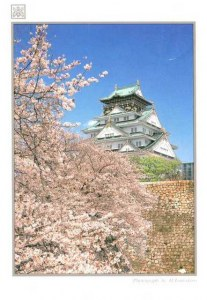 Une carte d'Osaka (Christophe)