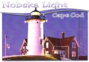 Une carte de Cape Cod