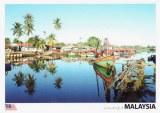 Une carte postale de Selangor (Audrey)