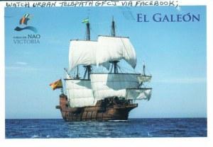 Une carte postale de Saint Augustine (George)