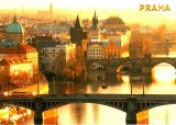 Une carte postale de Prague (Majda)
