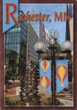 Une carte de Rochester (Sandra)
