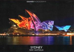 Une carte postale de Wollongong (Pam)
