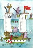 Une carte postale de Borisov (Anna)