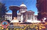 Une carte postale de Jefferson City (Ralph)