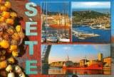 Une carte postale de Sète (Laura)