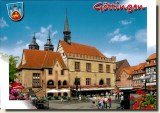 Une carte postale de Gottingen (Julia)