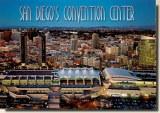 Une carte postale de San Diego, CA