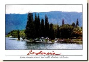 Une carte postale de Jakarta (Timothy T)