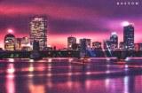 Une carte postale de Boston (Amy)