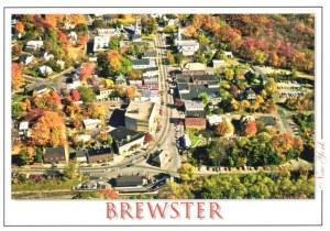 Une carte postale de Brewster, NY (Rob)