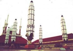 Une carte postale de Jakarta (Osi)