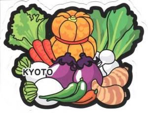 Une carte postale de Kyoto (Akiko)
