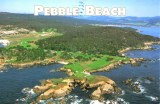 Une carte postale de Pebble Beach, CA (Francesca)