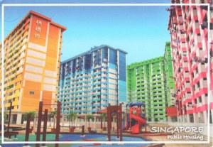 Une carte postale de Singapour (Jessie)